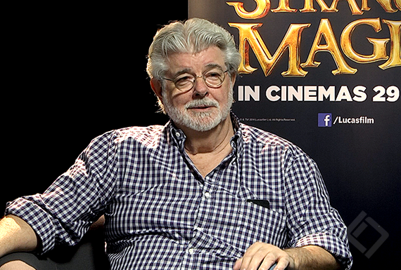 George Lucas, Strange Magic
