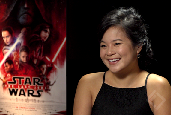 Kelly Marie Tran, Star Wars The Last Jedi