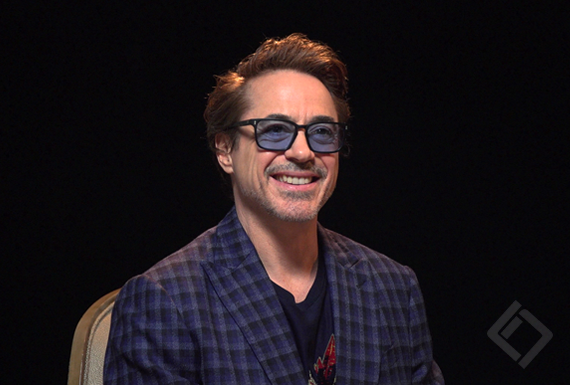 Robert Downey Jr, Avengers Infinity War