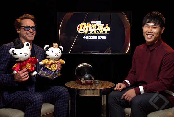 Robert Dowey Jr on Korean Station, Avengers Infinity War