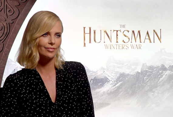 Charlize Theron, The Huntsman Winter War