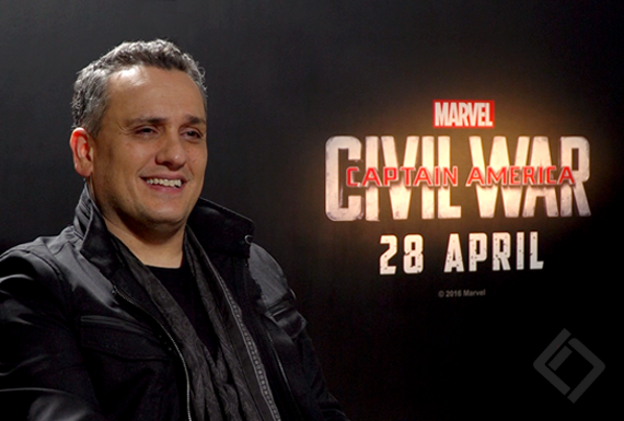 Joe Russo, Captain America Civil War
