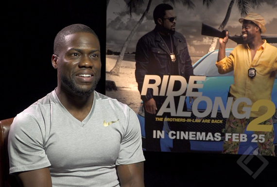 Kelvn Hart, Ride Along 2