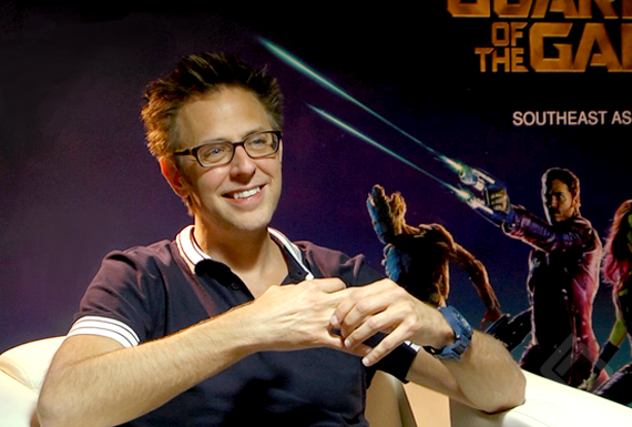 James Gunn, Guardians of the Galaxy