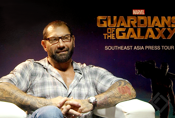 Dave Bautista, Guardians of the Galaxy
